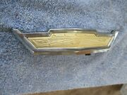 63 Ford Galaxie Grille Grill Ornament Hood Release Lever Handle Oem Very Nice