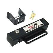 Automatic Gate Lock For Single And Dual Swing Gate Openers Easy Diy Install