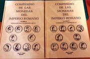 Spain - Compendium Of The Coins Of The Roman Empire Volumes Iii And Iv