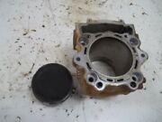 2008 Yamaha Grizzly 700 4wd Engine Jug Cylinder With Piston