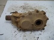 2008 Yamaha Grizzly 700 4wd Rear Differential Final Drive