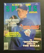 Vintage 1998 Kerry Wood Chicago Sports Profiles Magazine Newsstand Cover Nl Rare