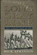 Book Military War Illustrated The Long Gray Line West Point 1966 Pages 592