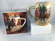 Budweiser Collector Series Clydesdales On Parade - Unused