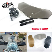 Motorcycle Modified Adjustable Deflector Windshield Motor Wind Screen For Bmw