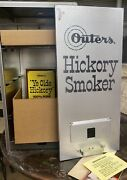 Vintage Outers Electric Hickory Smoker For Smoking And Curing Fowl Meat And Fish