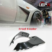 Gvn Style Frp Front Fender Flares Kits - For Mazda Mx5 Nd Nd5rc Miata Roadster