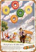Metal Sign - 1944 Life Savers Candy - Vintage Look Reproduction
