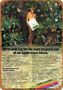 Metal Sign - 1979 Apple Computer Contest - Vintage Look Reproduction