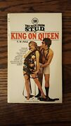 F. W. Paul, King On Queen, 1971, Lancer 75168, Nf, 1st