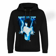 Officially Licensed Riders On The Storm - Jim Morrison Epic Hoodie S-xxl Sizes