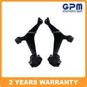 Front Suspension Lower Wishbone Arms Control Arm Kit Fit For Citroen Saxo 96-04