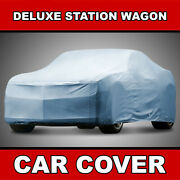 [plymouth Deluxe Station Wagon] 1946 1947 1948 1949 1950 1951 Car Cover ✔custom
