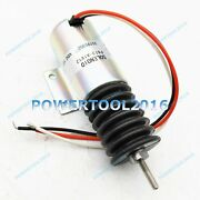 12v P613-a1v12 Pull Solenoid Trombetta Engine Throttle Continuous Duty Expedited