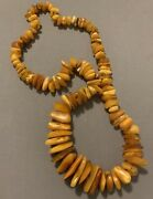 Vintage Amber Necklace Jewelry