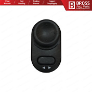 Bdp623 Electric Wing Mirror Control Switch 9226861 For Vauxhall Opel Saab