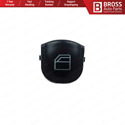 Bross Bdp186 Window Switch Button Covers Front Right Or Rear Doors For Mercedes