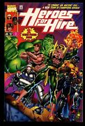 Heroes For Hire 1 Newsstand Edition 9.6 1st White Tiger Marvel B059