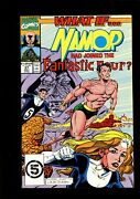 What If 27 9.6 Fantastic Four Marvel B031
