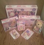Newfisher Price Little Buttons Baby Girl Lot7 Itemspink/purple/teal/white