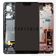 Oem Google Pixel 3 Xl Lcd Display Touch Screen Digitizer Glass + Frame Assembly