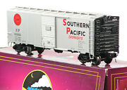 Mth 20-93721 Southern Pacific Sp 40' Aar Boxcar 163262 2017 C10