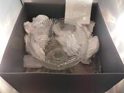Rare Waterford Crystal Independence Bowl Limited 6 Of 100