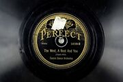 Casino Dance Orchestra - Jazz Perfect 78 Rpm - The West A Nest And You A21