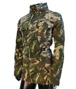 Diamond Supply Co. The M65 Long Jacket Green Camo Mens Size Large