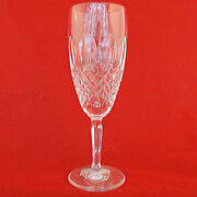 Colleen Tall By Waterford Flute Champagne 7.5 New Never Used Made In Ireland
