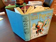 Lost Princess Of Oz. Frank Baum 1st /1st Edition Wizard Of Oz