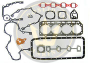 Head Gasket Set For Yanmar 4jh2-dte E Hte Ro 729573-92605 With 129573-01351