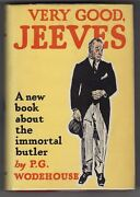 Very Good Jeeves P.g. Wodehouse Pelham Grenville 1930 1st Edition Doubleday