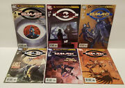 The Omac Project 1-6 Complete Series - Infinite Crisis Prelude 2005 Dc Comics