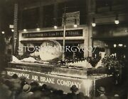 Westinghouse Air Brake Company Event Train Display F.w. Woolworth Co. Pgh Photo