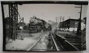 Lawrence Ma Engine House Boston And Maine R. R. Enthusiasts Excursion 1952 Photo