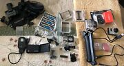 Gopro Hero3+ Black Edition And Lot Of Accessories