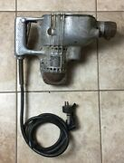 Vintage Thor Nado Tools Independent Co Electric Hammer Drill