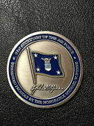 Authentic Honorable Michael Wynne 21st Sec. Of The Air Force Coin -36
