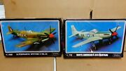 6 Starfix Sealed Model Planes Lot Vintage All New Never Opened