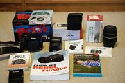 Canon Eos Rebel T1i With 17-85mm Zoom Lens Bundle