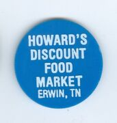 Vintage Howardandrsquos Discount Food Market Erwin Tennessee 10 Cent Food Stamp Credit