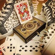 Rare Christian Louboutin Playing Cards Exclusive Limited Vip Gift Collectible