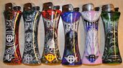 6 X Tapout Giant Jumbo Size Curve Lighter With Bottle Opener No Gas