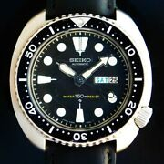 1976 Seiko 3rd Diver's Ref.ycs018 6306-7001 Cal.6306a Automatic