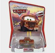 Disney Cars 1 2 3 Diecast 155 - Fred With Bumper Stickers 67 - Chase - Uk