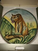 Veneto Flair By Tiziano The Hand Etched/[painted And Numbered 1972 Plate