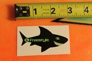 Freestyle Watches Performance Shark Water Proof Surfing Skateboarding Sticker