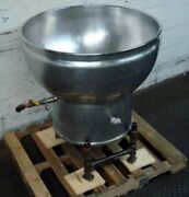 Hubbert 60 Gallon Drop In Or Low Profile Stainless Steel Steam Kettle