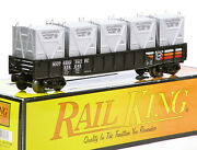 Mth 30-72126 Southern Pacific Sp Gondola W/lcl Containers 329245 2014 C10